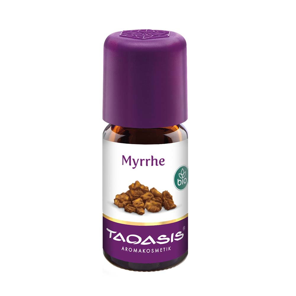 Mirra, 5 ml, Commiphora myrrha,