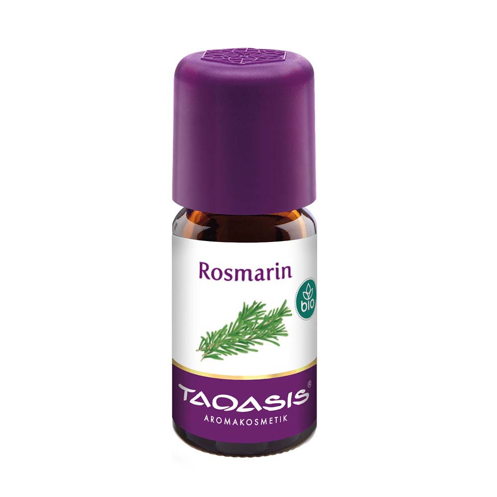 Rozmaryn, 5 ml BIO, Rosmarinus officinalis